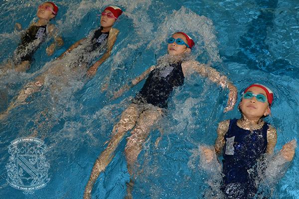 3年生・4年生水泳教室