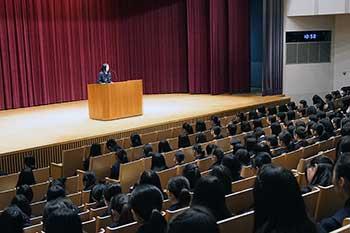 中3 平和スピーチ