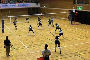 カトリック校女子球技大会