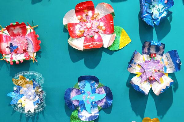 第35回東京私立小学校児童作品展「ほら、できたよ」