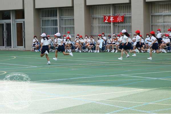 体育発表会